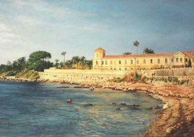 Monastère de l'ile Saint Honorat