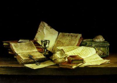 Vieux livres et documents