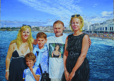 Portrait de famille à BIARRITZ