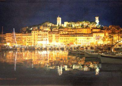 Cannes la nuit