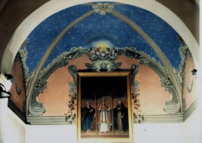 Eglise St Pons : Le Rouret AM